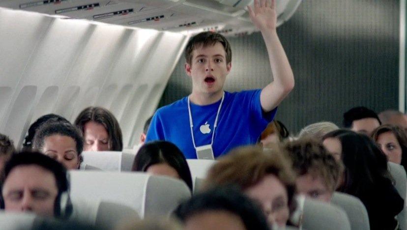 Apple: Neue Werbespots für Macs mit einem Apple Genius