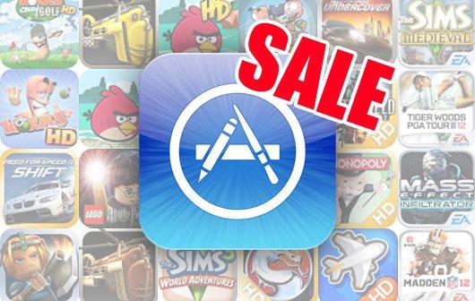 Kostenlose und reduzierte Apps für iPhone und iPad zum Wochenende