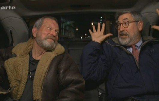 Durch die Nacht mit Terry Gilliam und John Landis: Kult-Regisseure unter sich