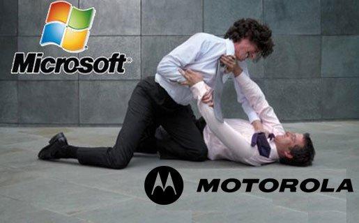Motorola unterliegt Microsoft im Patentstreit