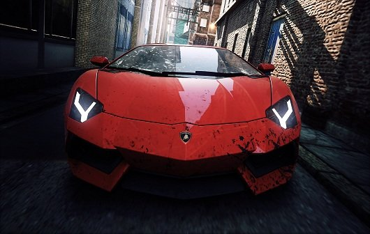Need for Speed -  Most Wanted: Fairhaven City im Video