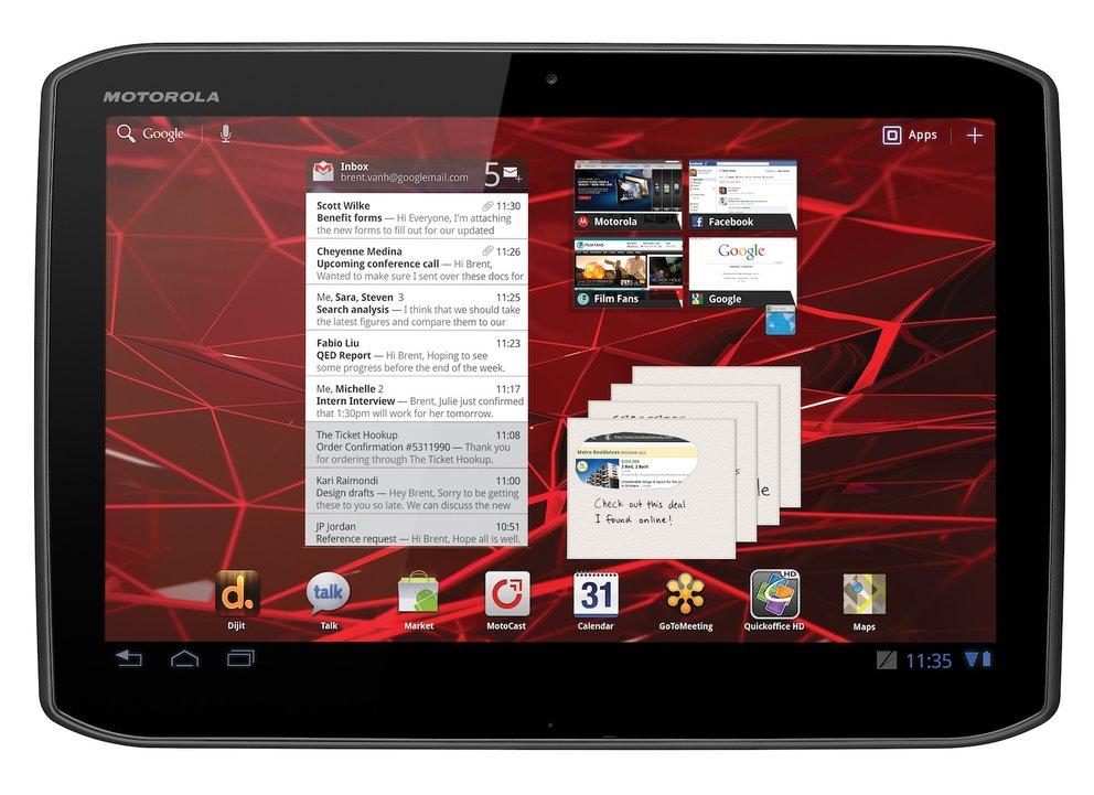 Motorola Xoom 2 für 349 Euro bei Cyberport
