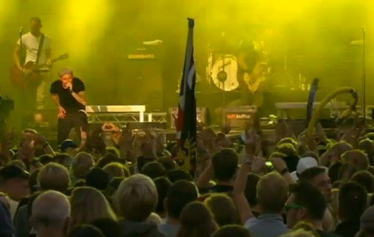 Omas-Teich-Festival: Alle 4 Stunden im Video, mit Cro, Maximo Park, Donots...
