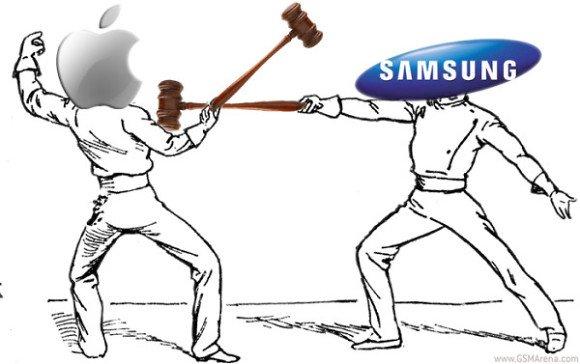 Apple verlangt 3 Milliarden US-Dollar Schadenersatz von Samsung