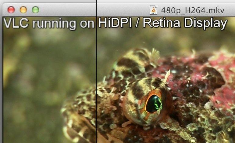 VLC: Version 2.0.2 bringt Unterstützung für Retina Display