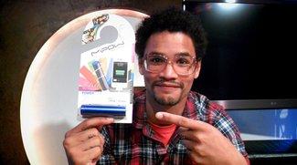 Mipow PowerTube 2600: Gewinnspiel und Review