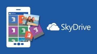 SkyDrive erhält offizielle Android App