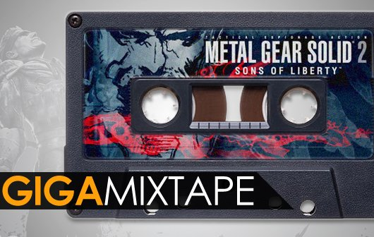 GIGA Mixtape: Metal Gear Solid