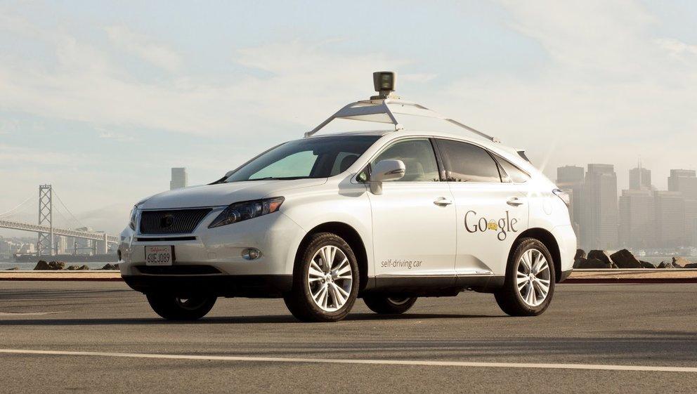 Googles Roboter Autos schaffen 300.000 Meilen