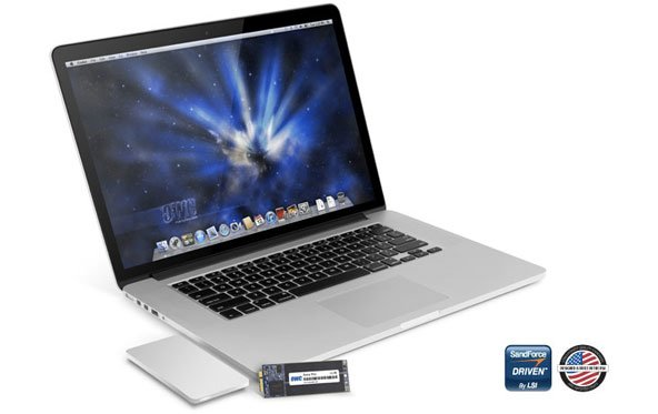 OWC Mercury Aura Pro: SSD-Upgrade jetzt auch für Retina MacBook Pro