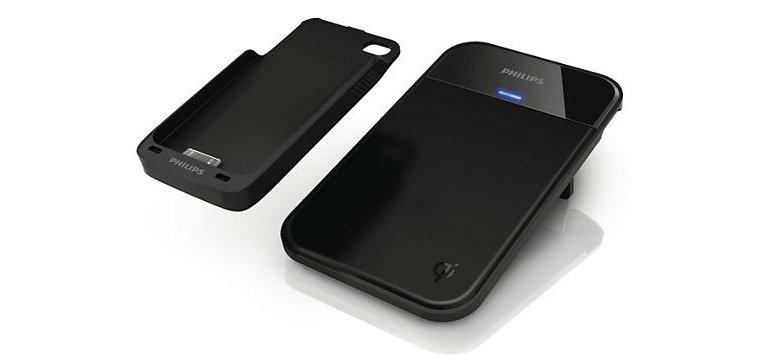 Set zum kabellosen Laden des iPhone 4/4S für 29,99 Euro bei Gravis