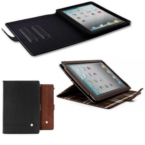 Proporta Leder Alu Hülle iPad 3