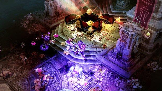Sacred 3: Neuer CGI-Trailer veröffentlicht