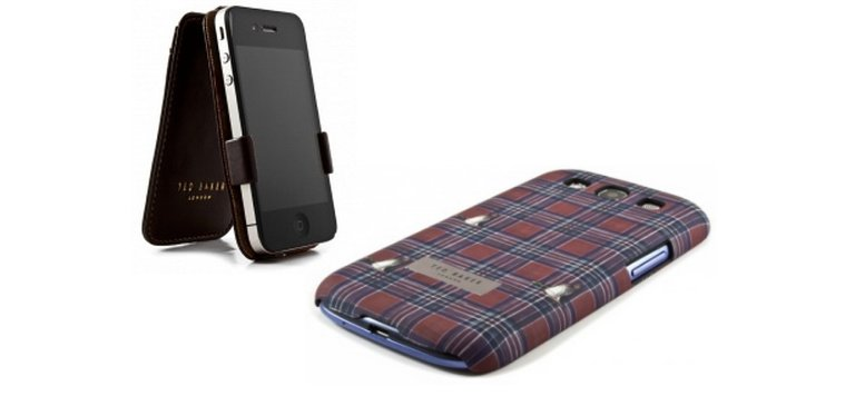 Smartphone-Hüllen von Ted Baker mit 20 % Rabatt bei Proporta