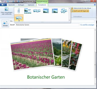 Windows-Live-Fotogallerie