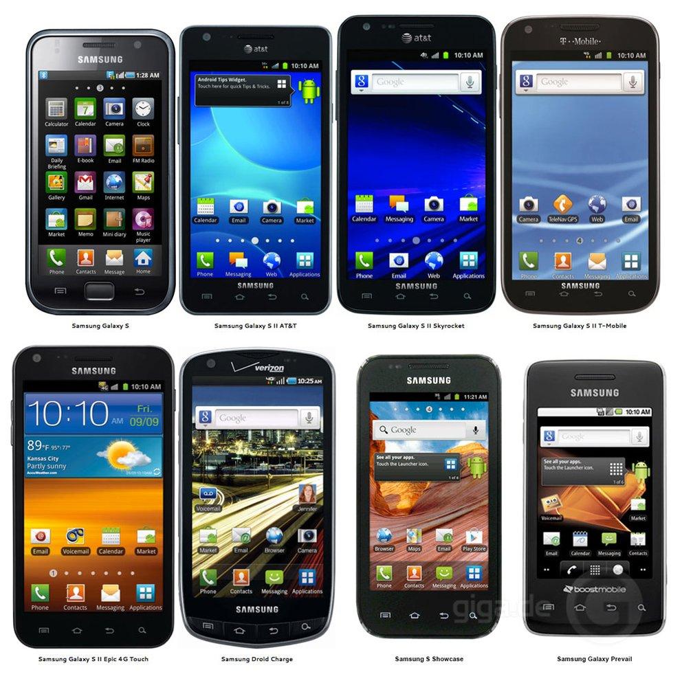 Apple beantragt Verkaufsverbot für Samsung Geräte
