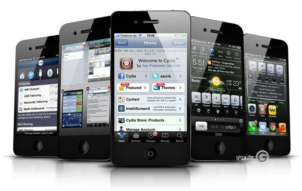 Top Apps aus Cydia