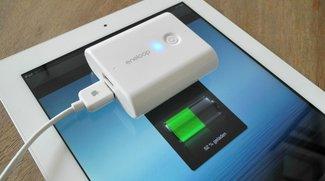 eneloop mobile booster KBC-L2B im Test: Zusatzakku für iPhone und Co