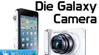 IFA 2012: Samsung Galaxy Camera im Quadrant Benchmark