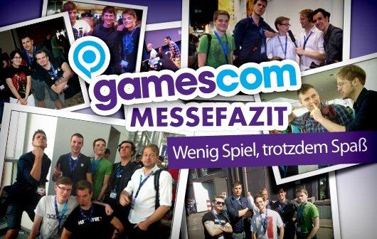 Kolumne: Gamescom 2012 – Wenig Spiel, trotzdem Spaß