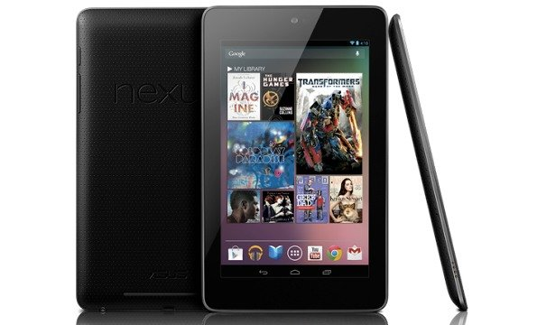 Google Nexus 7 ab September offiziell in Deutschland erhältlich