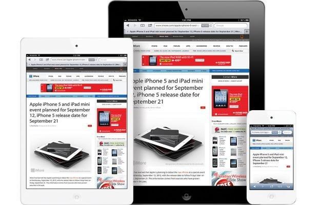 Neues iPhone und iPad mini: Apple plant offenbar zwei separate Events