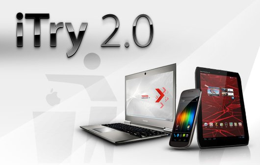 iTry 2.0: Vier Wochen Android-Diät mit Apfel-Askese