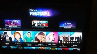 iTunes Festival: Konzerte lassen sich direkt auf Apple TV streamen