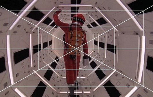Stanley Kubrick Supercut: Die symmetrische One-Point-Perspektive