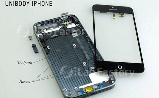 Neues iPhone: Dünner, leichter und stabiler durch Unibody-Gehäuse