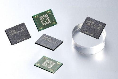 Samsungs 128GB Speicher geht in die Produktion