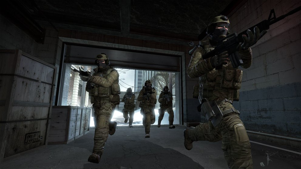 Counter-Strike - Global Offensive: Update bringt neue Maps