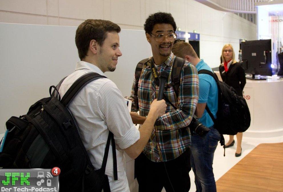 """JFK: """"Tech-Special"""" zur IFA2012"""