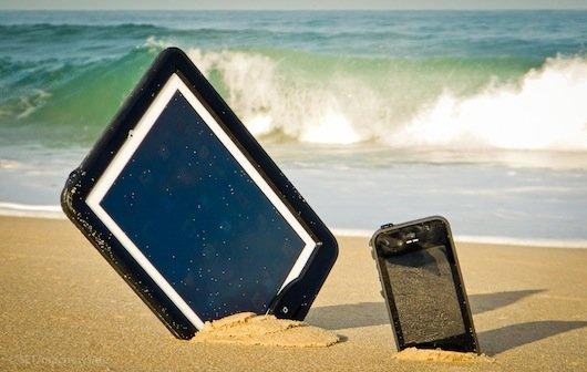 LifeProof Schutzhüllen im Test: Mit iPhone & iPad unter Wasser