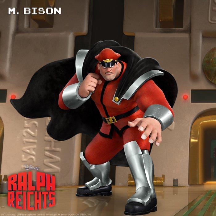 M. Bison