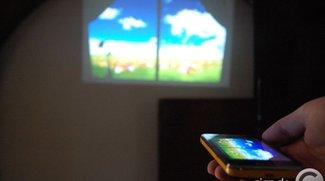 Samsung Galaxy Beam – ein Erfahrungsbericht