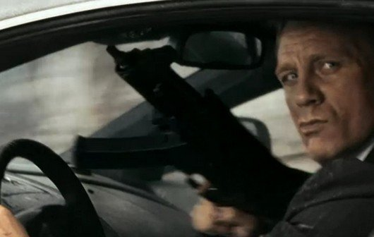 Supercut: Die ultimative James-Bond-Verfolgungsjagd