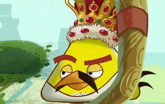 Angry Birds meets Queen: Freddie Mercury als Angry Bird