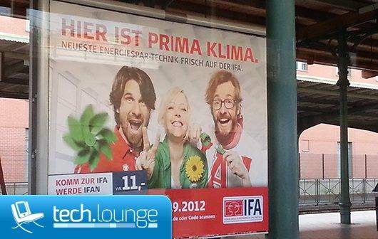 IFA Tech.Lounge Live: Eure Themen in der Sendung