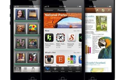 iPhone 5: Schon jetzt fast 100 Apps mit neuer Auflösung im App Store