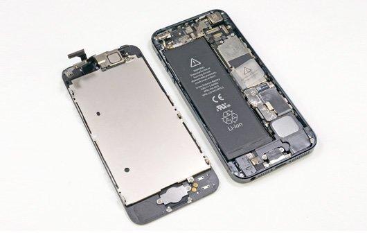 iPhone 5 Teardown: iFixit zerlegt das neue iPhone