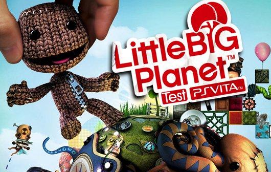 Little Big Planet Vita Test - Das britischste Spiel des Jahres
