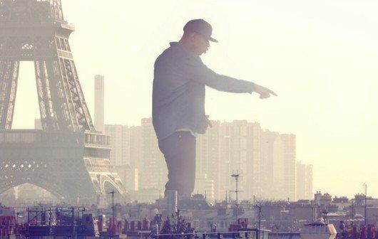 Niggas in Paris: Jay-Z und Kanye West in Godzilla-Größe - cooles inoffizielles Video