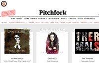 Prelistening auf Pitchfork