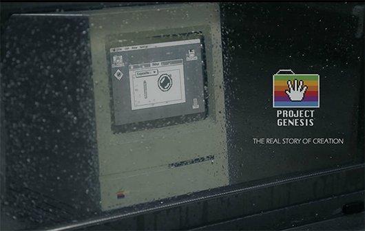 Project Genesis: Ein Film mit antiken Apple-Rechnern