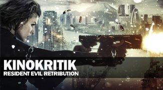 Davids Meinung: Resident Evil: Retribution