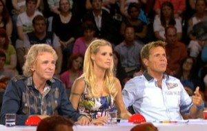Das Supertalent 2012 im Live-Stream: Gottschalk und Bohlen vs. Wetten Dass...