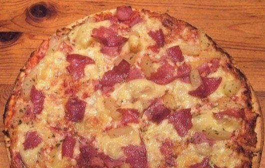 Pizzen frisch und schnell serviert