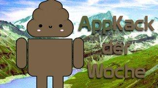 AppKack der Woche #1: Gezieltes Urinieren mit Pee on the Fly