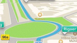 Apples Karten-App sorgt für massives Minus des Google-Maps-Marktanteils